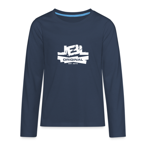 LBL Longsleeve Teenager - Teenagers' Premium Longsleeve Shirt
