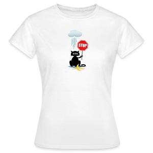 Good luck! - Girls - Frauen T-Shirt