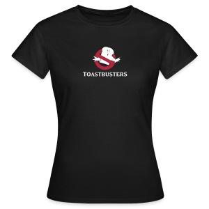 Toastbusters - Girls - Frauen T-Shirt