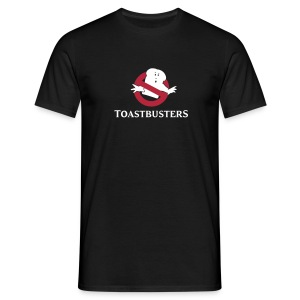 Toastbusters - Männer T-Shirt