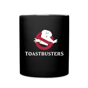 Toastbusters - Tasse - Tasse einfarbig