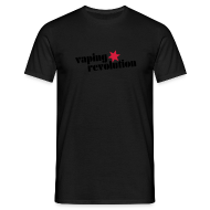 Tee shirts ~ Tee shirt Homme ~ Vaping revolution