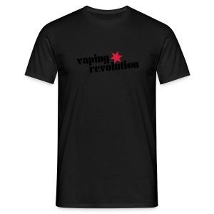 Vaping revolution - T-shirt Homme