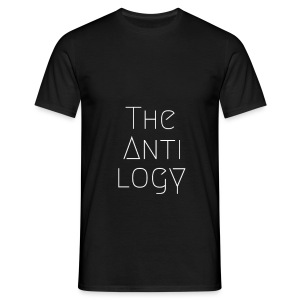 The Antilogy - Words in White - Men's T-Shirt