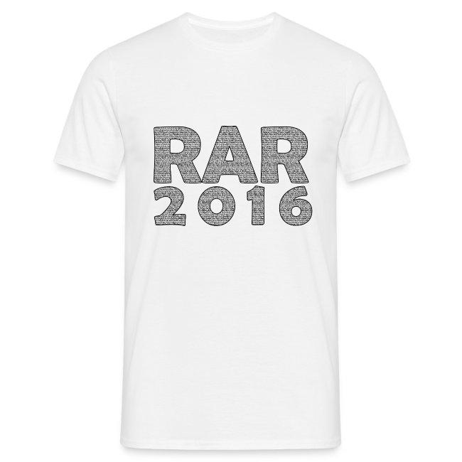 RaR 2016 - LineUp