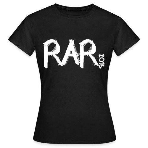 RaR 2016 - Girlie - Frauen T-Shirt