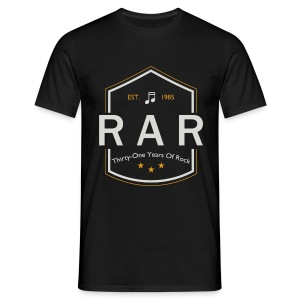 RaR Years of Rock - Männer T-Shirt