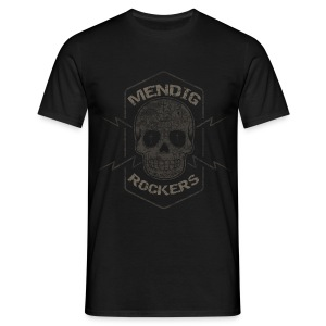 Mendig Rockers - Männer T-Shirt