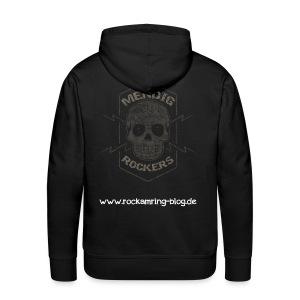 Mendig Rockers - Hoddie - Männer Premium Hoodie
