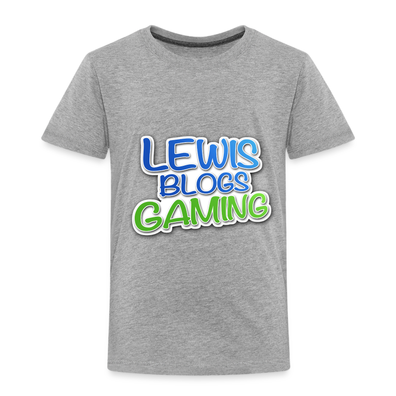 Kids T-Shirt: LewisBlogsGaming - Kids' Premium T-Shirt