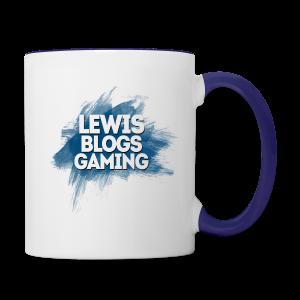 SPLAT! LewisBlogsGaming Mug - Contrasting Mug