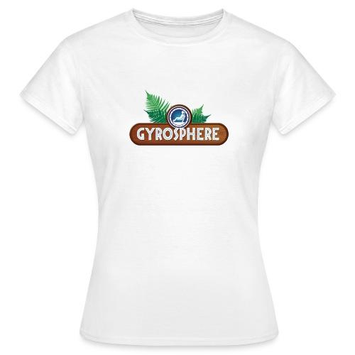 Gyrosphere - Women's T-Shirt