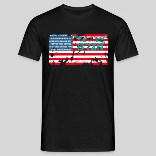 BRZNmerica - mens - Männer T-Shirt