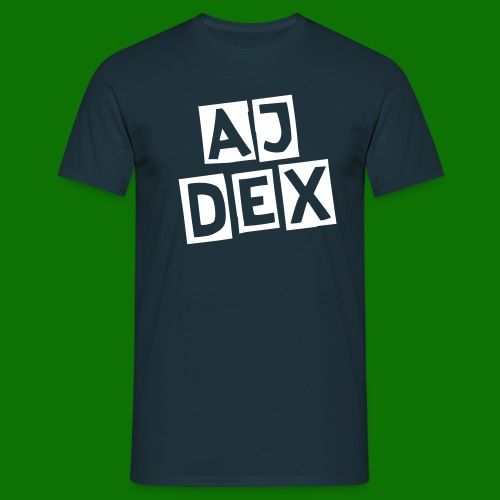 aj dex T-shirt - Men's T-Shirt