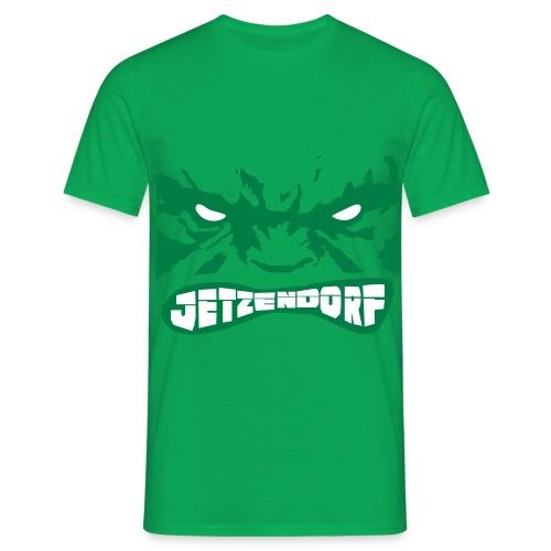 Grün und gefährlich - Männer T-Shirt