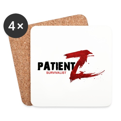 PatientZ Coasters Pack of 4! - Coasters (set of 4)