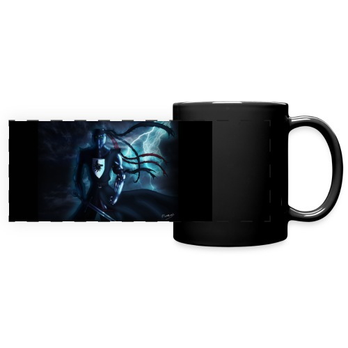 tasse panoramique Dark knight - Mug panoramique uni