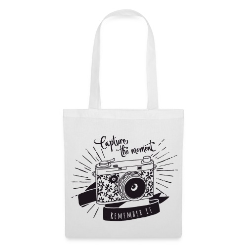 Tote Bag Capture the Moment - Tote Bag