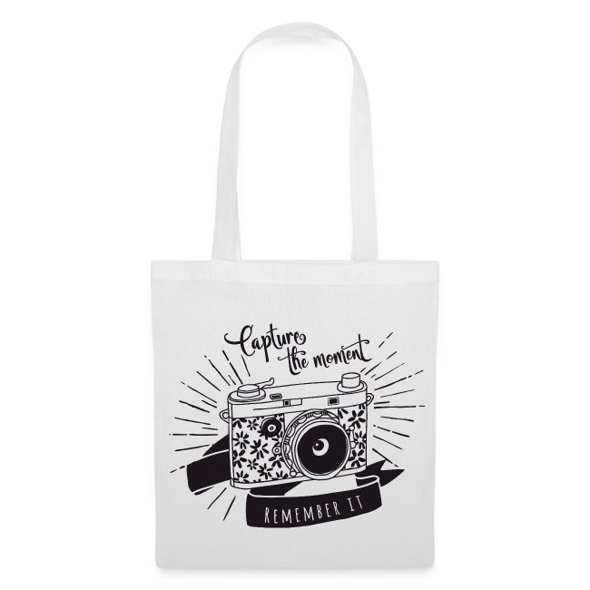Tote Bag Capture the Moment