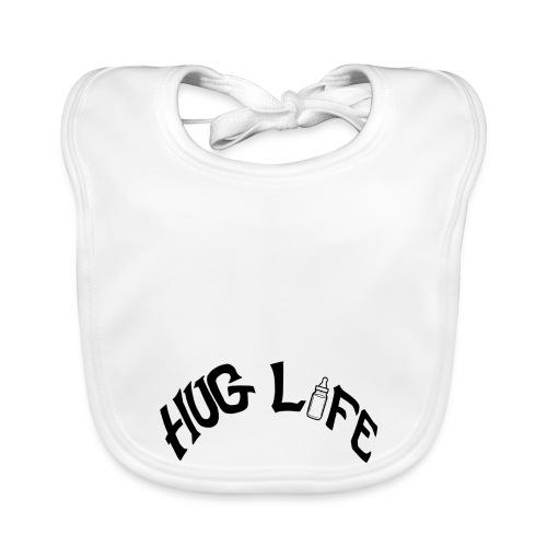 Hug Life Bib  - Baby Organic Bib