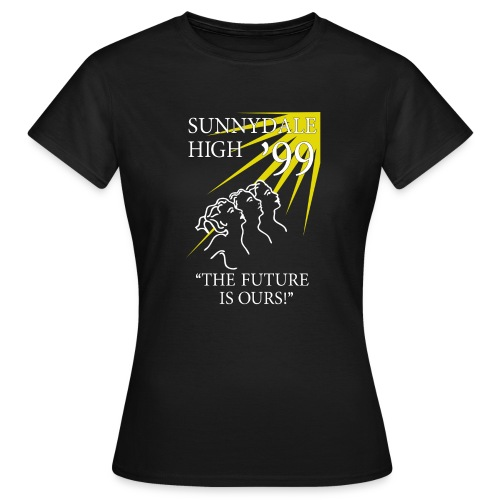 Sunnydale Yearbook - Women's T-Shirt