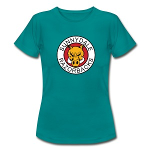 Sunnydale Razorbacks - Women's T-Shirt