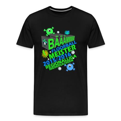 Meistershirt Regionalliga 20156/2016 Floorball - Männer Premium T-Shirt