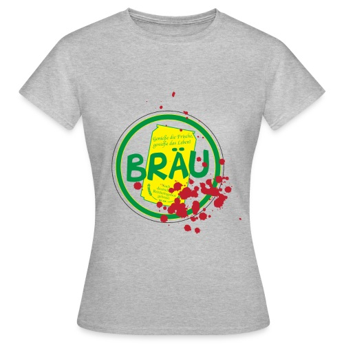 Totenstadt Bräu - Blut-Version - Frauen T-Shirt