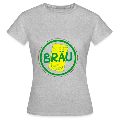 Totenstadt Bräu - Frauen T-Shirt