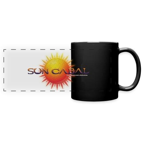 Sun Cabal - Panoramic Mug - Full Color Panoramic Mug