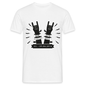 RaR 2016 Bändchen - Männer T-Shirt