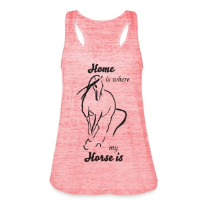 Home Tank Bella - Frauen Tank Top von Bella