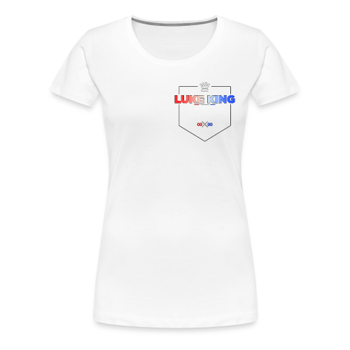 DVO - 'Royal' - British Edition - Women's T-Shirt - Women's Premium T-Shirt