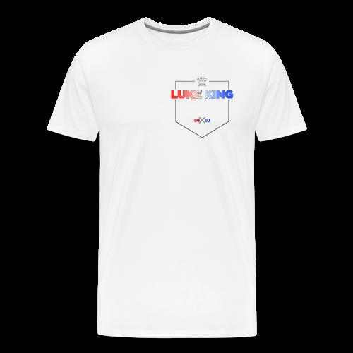 DVO - 'Royal' - British Edition - Men's T-Shirt - Men's Premium T-Shirt