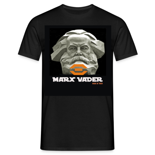 MARX VADER. Made in Trier. - Männer T-Shirt