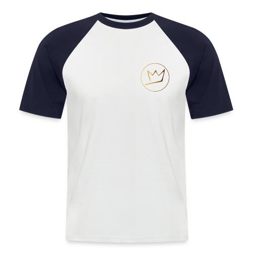 T-Shirt HIGHNESS Coeur - T-shirt baseball manches courtes Homme
