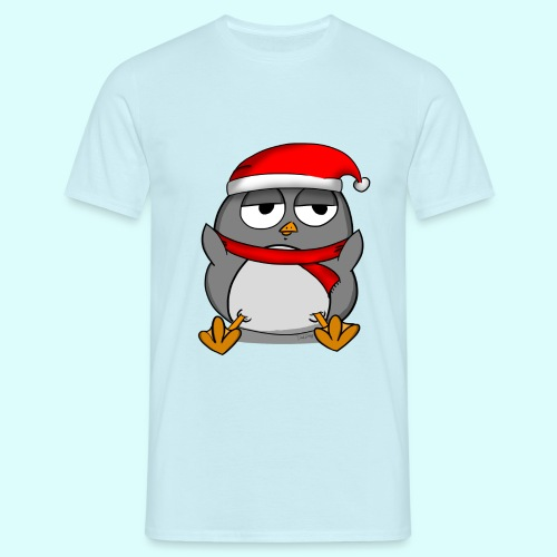 Pingi (Weihnachtsedition) T-Shirt für Männer - Männer T-Shirt