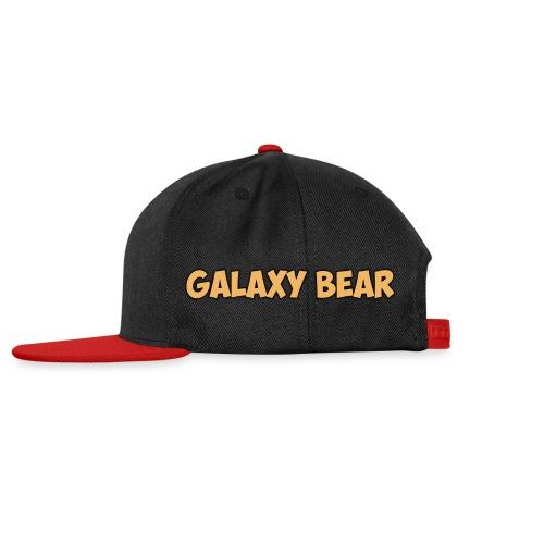 Galaxy Bear Cap - Snapback Cap