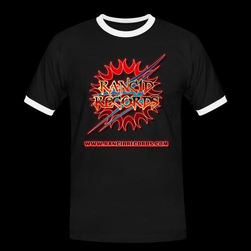 Rancid Records Vaga D MC T-Shirt - Men's Ringer Shirt