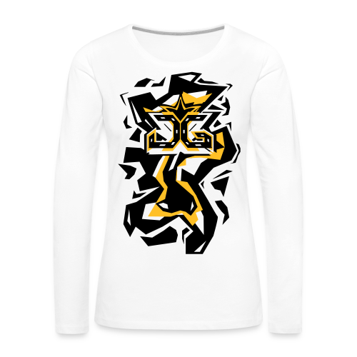 [JG-Designs] Female Long Sleeve T-shirt - Women's Premium Longsleeve Shirt