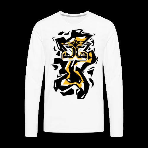 [JG-Designs] Male Long sleeve T-shirt - Men's Premium Longsleeve Shirt