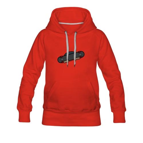 Skater women's hoodie - Women's Premium Hoodie
