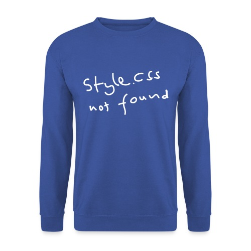 Style CSS Not Found Männer Pullover - Männer Pullover