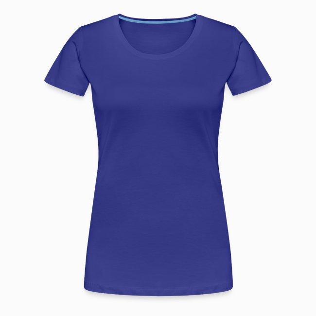 T-shirt Premium Femme 3 Fleurs de Lys