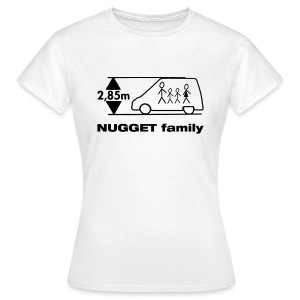 NUGGET Family T-Shirt - Frauen T-Shirt