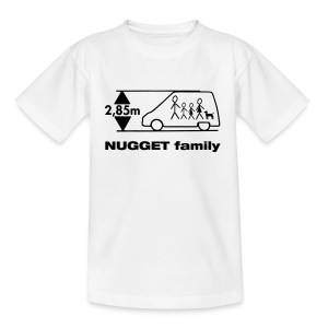 NUGGET Family T-Shirt - Kinder T-Shirt