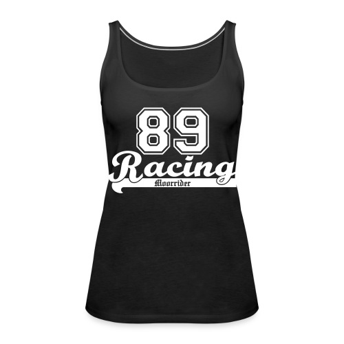 89 Racing Team Damen - Frauen Premium Tank Top