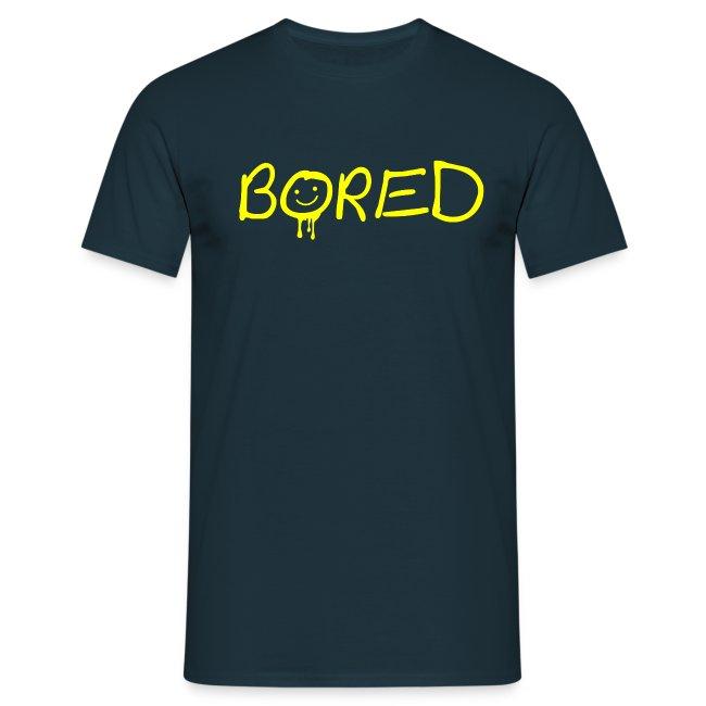 Sherlock: Bored