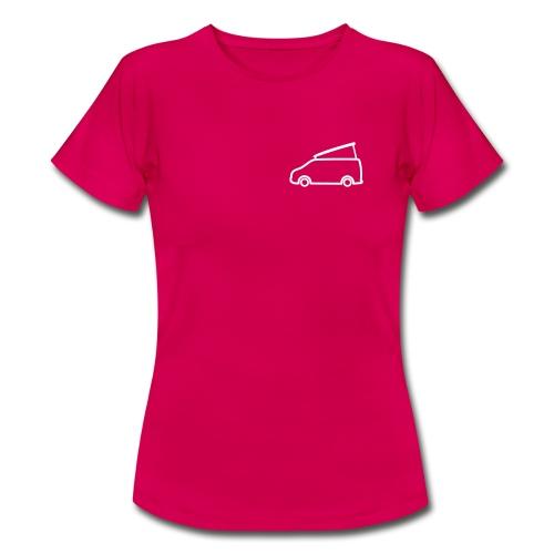 T-Shirt AD 2014 in für Frauen - Frauen T-Shirt