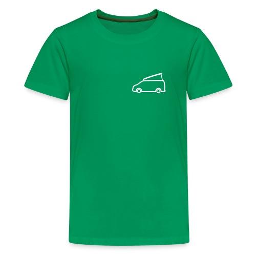 T-Shirt AD 2014 in Jugendgrößen - Teenager Premium T-Shirt